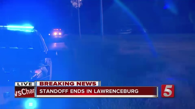 Hours-Long Standoff Ends In Lawrence County