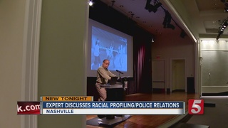Discussion Held On Race, Policing