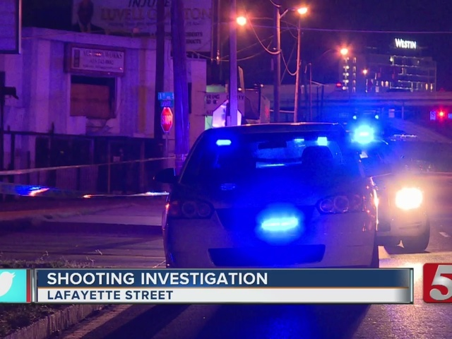 Police Investigate South Nashville Shooting
