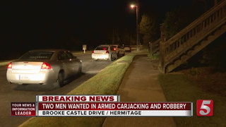 Suspects Sought In Hermitage Robbery, Carjacking