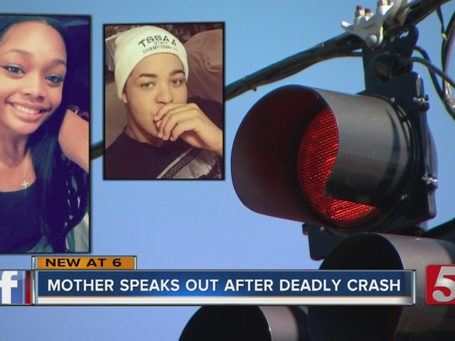 Mom of teen killed by drunk driver quot there s no reason quot story