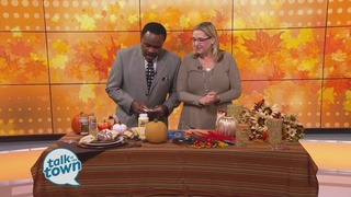 Adeina Anderson: Thanksgiving Craft Projects
