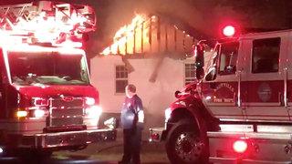 Fire Destroys South Nashville Home
