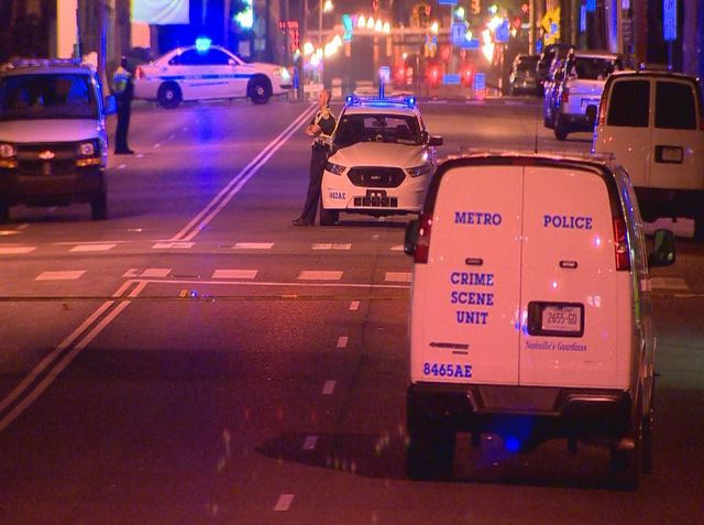 Man Shot And Killed In Midtown