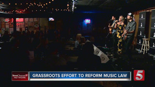Music Creators Gather For Change Nationwide