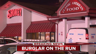 Thieves Burglarize Shoney's By Nissan Stadium