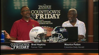 Countdown to Friday: Week 7