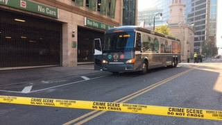 Woman Struck By Bus Near Music City Central