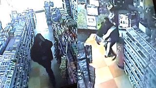 Suspect Breaks Into Market, Steals Lotto Tickets