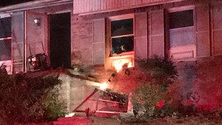 Family Escapes South Nashville House Fire