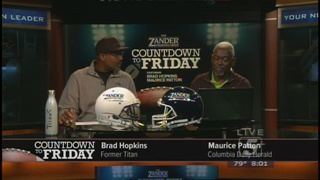 Countdown to Friday: Week 9