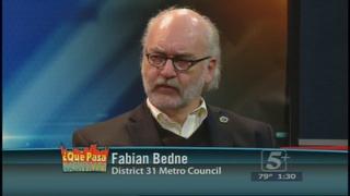 Que Pasa Nashville: Councilman Fabian Bedne