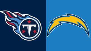Titans To Face Chargers In AFC Matchup