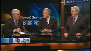 Inside Politics: Larry Woods & Bill Phillips