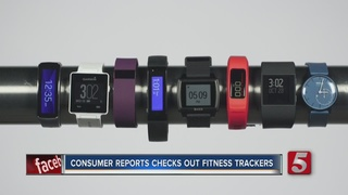 Study Looks At Fitness Trackers, Weight Loss