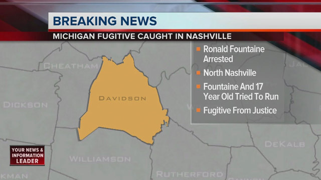 news local breaking fugitive chase sentence story