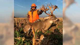 Tennessee hunter bags 47-point buck