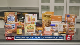 Pumpkin Spice Mania Tested