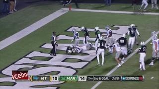 Litton's 4 TDs Propel Marshall Past MTSU 42-17