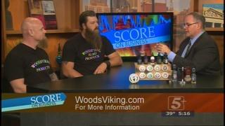 SCORE on Business: WoodsViking