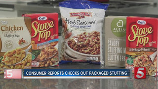 Consumer Reports Ranks Best Tasting Stuffings