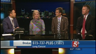 OpenLine: Lung Cancer