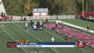 Tenn. State Gains 32-31 Win Over SE Missouri