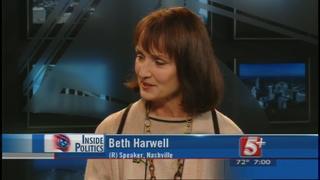 Inside Politics: Speaker Beth Harwell