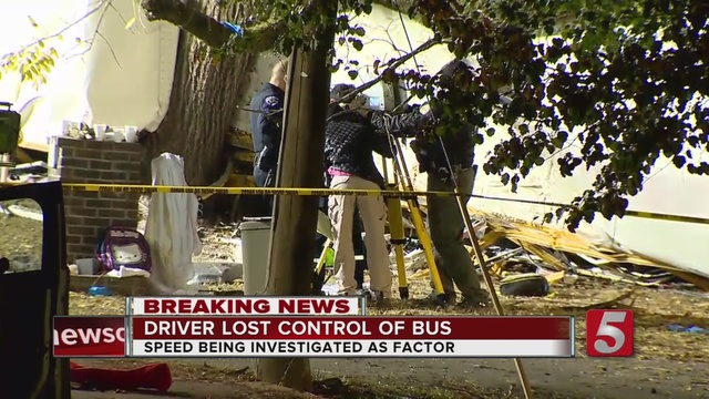 Drugs, alcohol not involved in Chattanooga bus crash that killed 5 kids