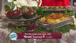 Holiday Recipes: Daisy King's Side Dishes