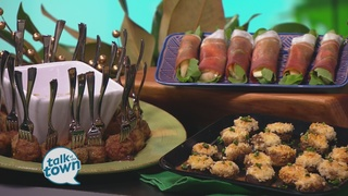 Holiday Recipes: Lynne Tolley's Appetizers