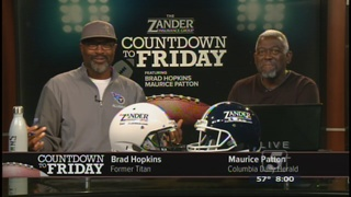 Countdown to Friday: Week 12