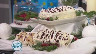 Chef's Market Dessert: Cranberry Pound Cake