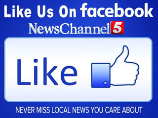 Like NewsChannel 5 On Facebook