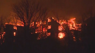 Two juveniles charged in deadly Gatlinburg fire