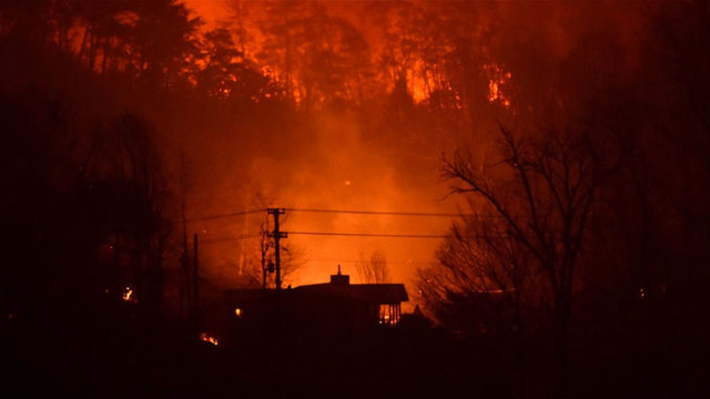 Citing Unpredictable Winds, State Drops Charges Against Two Juveniles In Gatlinburg Wildfire