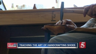 Art Of Handcrafting Shoes Returns