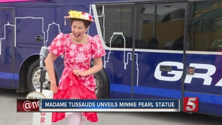 Minnie Pearl Wax Figure Debuted In Nashville