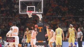 Tennessee Trounces Georgia Tech 81-58
