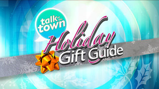 2016 Talk of the Town Holiday Gift Guide