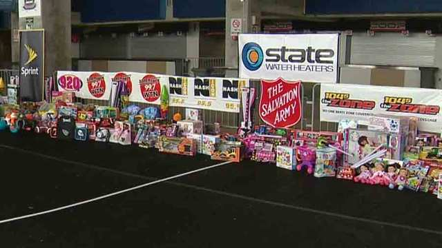 Help families in need with Salvation Army Angel Tree