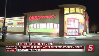 Man Accused Of Robbing 3 Shoppers