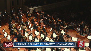 Grammy Nominations Feature Nashville Artists