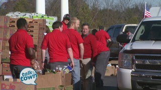 Go Local: Second Harvest with Nissan