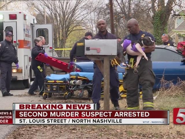 2nd Arrest Made In North Nashville Double Homicide