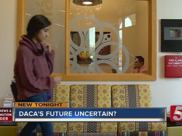 DACA Program's Future Uncertain As New Adminstration Prepares To Take Office