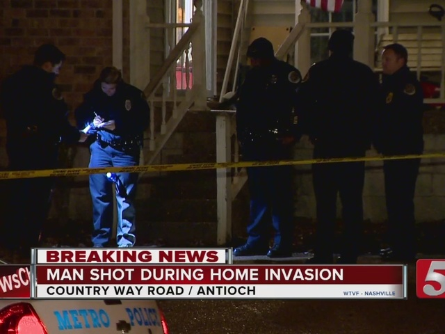 Man Sought In Antioch Home Invasion