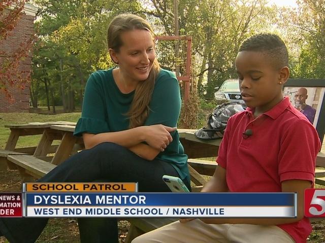 School Patrol: Help For Dyslexia