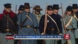 History Relived For Battle Of Nashville