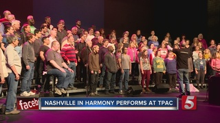 Holiday Music Comes To Life In Nashville